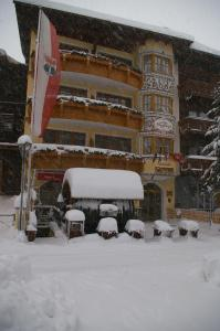 Am Dorfplatz Suites - Adults only, Hotely  Sankt Anton am Arlberg - big - 157