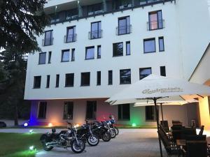 Parkhotel Carlsbad Inn - Karlovy Vary