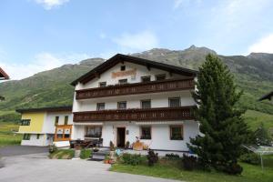 Penzion Haus Vermunt Galtür Rakousko