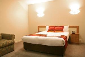 City Park Hotel, Отели  Мельбурн - big - 52