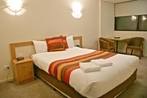 City Park Hotel, Отели  Мельбурн - big - 44