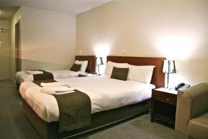 City Park Hotel, Отели  Мельбурн - big - 48