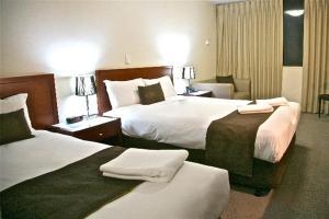 City Park Hotel, Отели  Мельбурн - big - 49