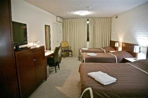 City Park Hotel, Отели  Мельбурн - big - 4