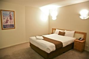 City Park Hotel, Отели  Мельбурн - big - 50