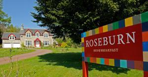 Roseburn B&B - Accommodation - Pitlochry