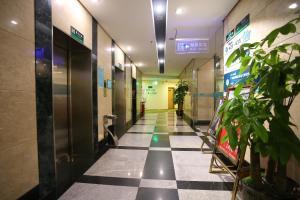 Shanshui Trends Hotel East Station, Hotel  Canton - big - 27