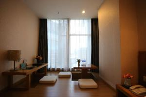 Shanshui Trends Hotel East Station, Szállodák  Kuangcsou - big - 32