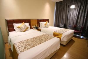 Shanshui Trends Hotel East Station, Szállodák  Kuangcsou - big - 33