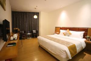 Shanshui Trends Hotel East Station, Szállodák  Kuangcsou - big - 5