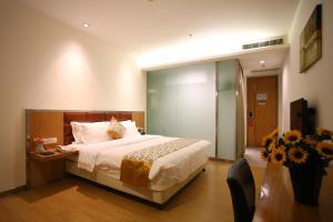 Shanshui Trends Hotel East Station, Szállodák  Kuangcsou - big - 4