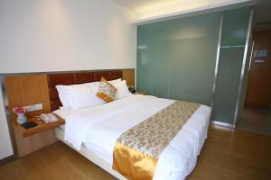 Shanshui Trends Hotel East Station, Hotel  Canton - big - 38