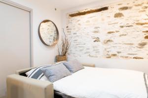 Unsejouranantes - Le Bel Air, Apartmány  Nantes - big - 40