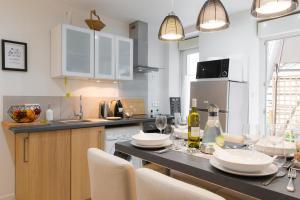 Unsejouranantes - Le Bel Air, Appartamenti  Nantes - big - 13