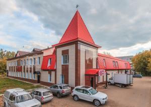 Hotel First Train - Sosnoviy Bor