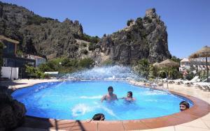 Hotel Sierra de Cazorla & SPA 3*