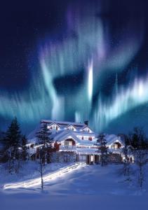 Kakslauttanen Arctic Resort (40 of 77)