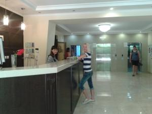 Apartments Milena, Apartmány  Soči - big - 27