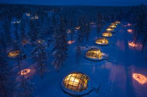 obrázek - Kakslauttanen Arctic Resort - Igloos and Chalets