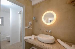 Villa Adriana Hotel, Apartmanhotelek  Ájosz Prokópiosz - big - 131