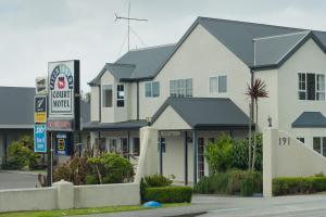 Fitzherbert Court Motel - Accommodation - Hokitika