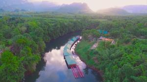Mek Kiri Riverkwai Resort - Hin Dat