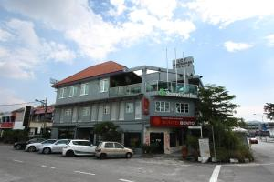 Shamrock Guest House, Vendégházak  Ipoh - big - 1