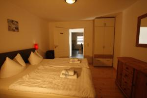 Hotel Wald & Meer, Aparthotely  Ostseebad Koserow - big - 12