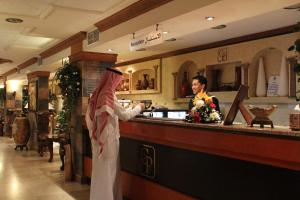 Gulf Park Hotel Apartment, Apartmanhotelek  Dammam - big - 18