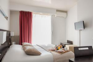 Hôtel Comté de Nice, Hotely  Beaulieu-sur-Mer - big - 27