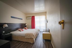 Hôtel Comté de Nice, Hotely  Beaulieu-sur-Mer - big - 7