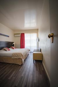 Hôtel Comté de Nice, Hotely  Beaulieu-sur-Mer - big - 8