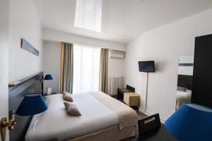 Hôtel Comté de Nice, Hotely  Beaulieu-sur-Mer - big - 10