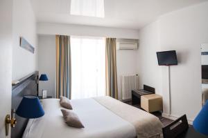 Hôtel Comté de Nice, Hotely  Beaulieu-sur-Mer - big - 11