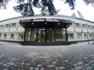 Отель Санта Мария, Мариуполь