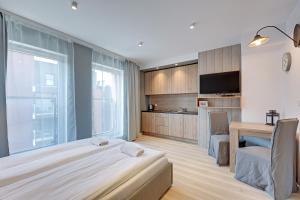 Apartamenty Apartinfo Sadowa, Apartments  Gdańsk - big - 22