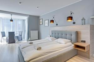 Apartamenty Apartinfo Sadowa, Apartments  Gdańsk - big - 124