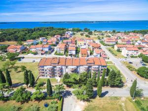 3 star apartment Adriatic Sol apartments Fažana Croatia