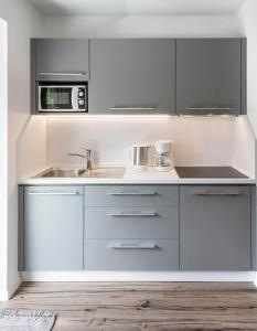 Apartment Zielspitz, Apartmanok  Parcines - big - 105