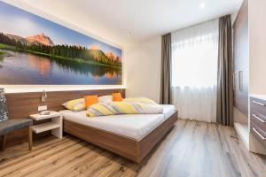 Apartment Zielspitz, Apartmanok  Parcines - big - 106