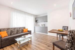 Apartment Zielspitz, Apartmanok  Parcines - big - 111
