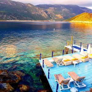 Club Antiphellos, Hotels  Kas - big - 89
