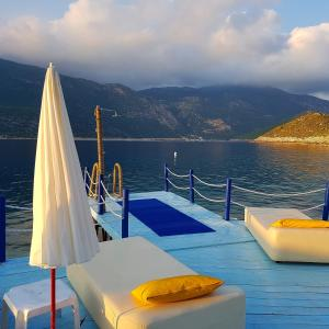 Club Antiphellos, Hotels  Kas - big - 86
