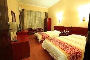 Beidaihe Golden Sea Hotel, Hotely  Čchin-chuang-tao - big - 50