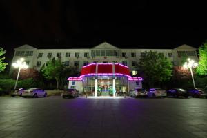 Beidaihe Golden Sea Hotel, Hotely  Čchin-chuang-tao - big - 44