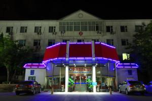 Beidaihe Golden Sea Hotel, Hotely  Čchin-chuang-tao - big - 45