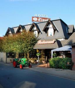 Hotel Tivoli - Albstedt