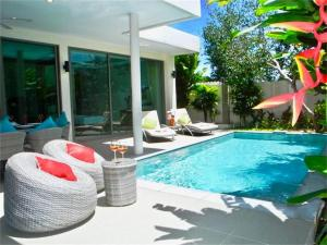 Ka Villa Rawai : Superb new 3 bedrooms - Ko Hae