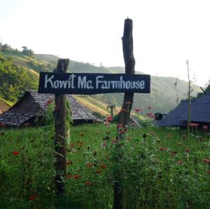 Kowit Maechaem Farmhouse - Ban Mae Salap