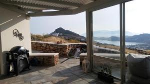 Villa Baya, Vily  Ios Chora - big - 16